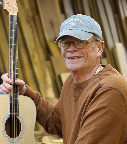 Mike Shaffer, Luthier