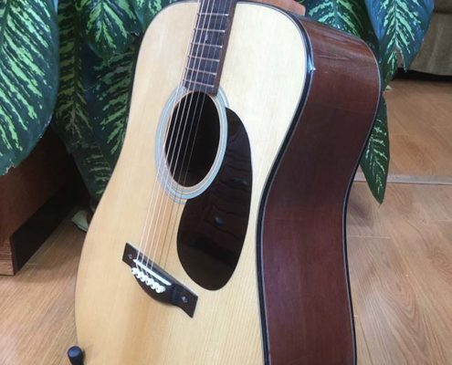 Shaffer Guitar 016 Torrified Adirondack Spruce soundboard