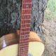 Shaffer Guitar 031 Paduak/White Purfling Abalone fretboard