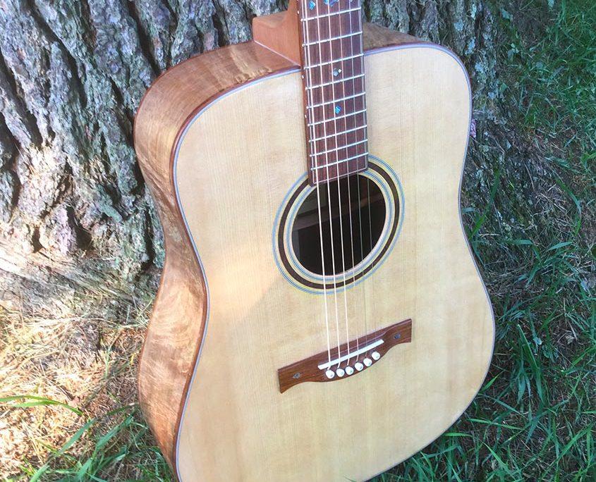 Shaffer Guitar 034